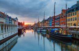 Nyhavn, Copenhagen, København