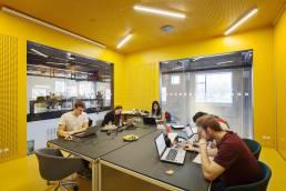 DTU, group work, studies, university, students