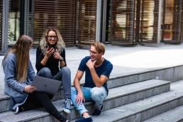 Thanks To Scandinavia grant, danish students, USA