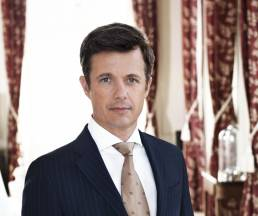 Crown Prince Frederik, His Royal Highness, Danish Royal Family