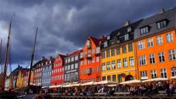 Copenhagen, city, Denmark